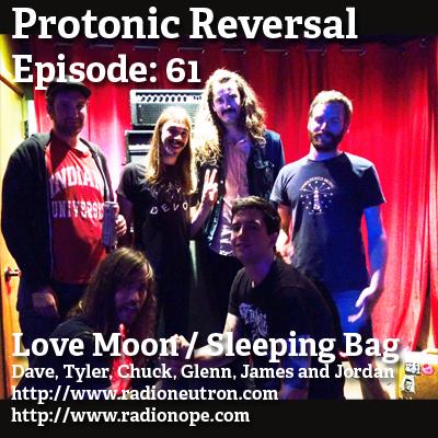Ep061: Love Moon and Sleeping Bag