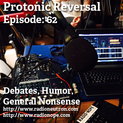 Ep062: Debates, Humor and General Nonsense.