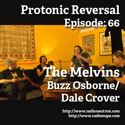 Ep066: Buzz Osborne and Dale Crover (the Melvins)