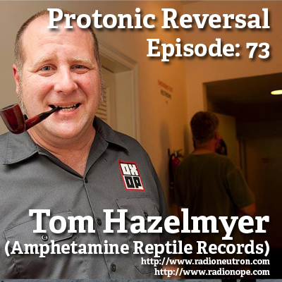 Ep073: Tom Hazelmyer (Amphetamine Reptile Records)
