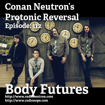 Ep112: Body Futures (DJ Hostettler, Dixie Jacobs, Chris Maury)