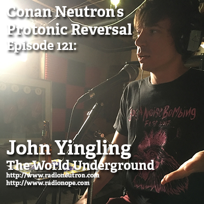 Ep121: John Yingling (The World Underground)