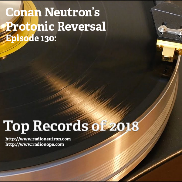Ep130: Best Albums of 2018