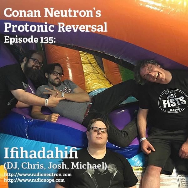 Ep135: Ifihadahifi (DJ, Chris, Josh, Michael)