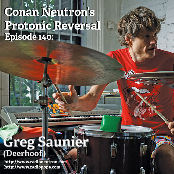 Ep140: Greg Saunier (Deerhoof)