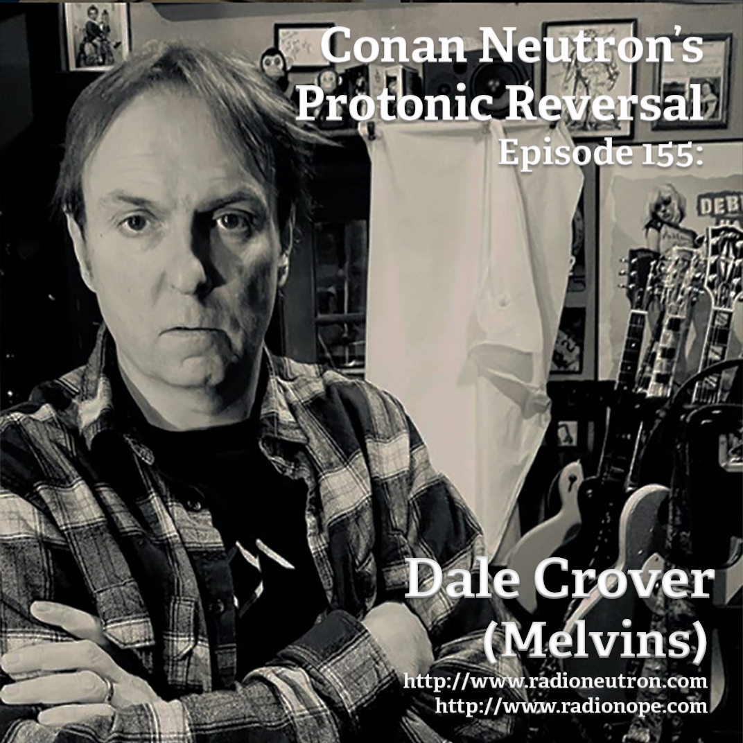 Ep155: Dale Crover (Melvins)