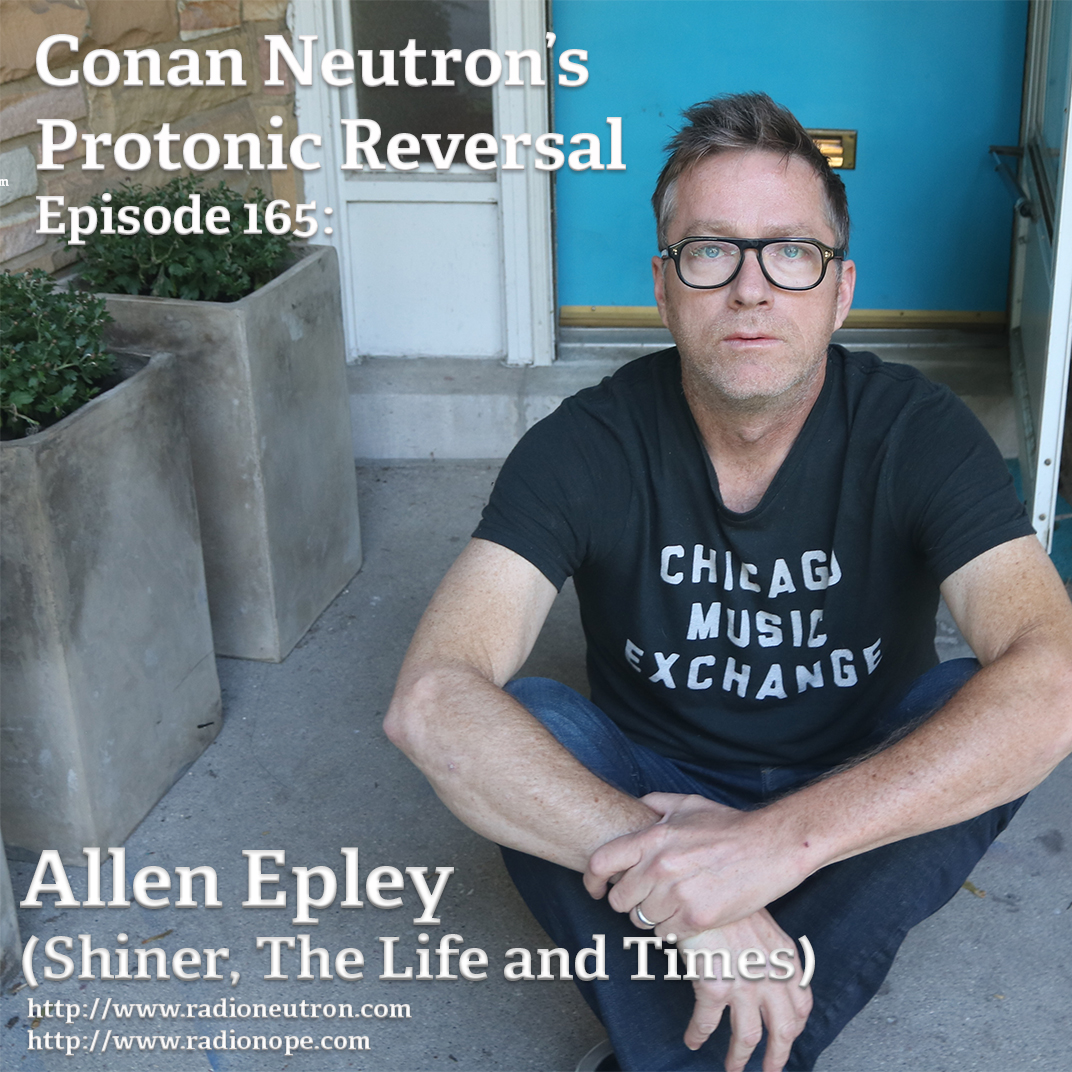 Ep165: Allen Epley (Shiner, The Life and Times)