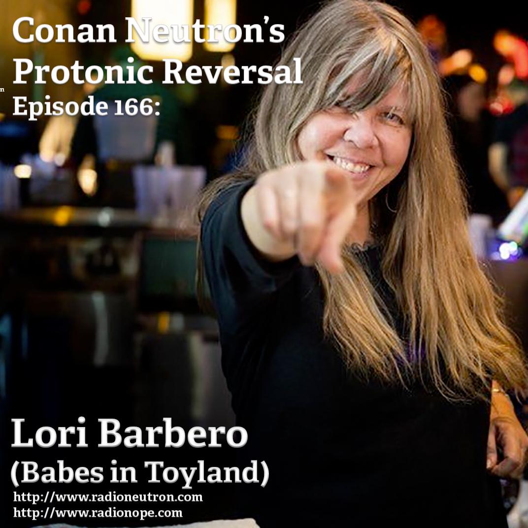 Ep166: Lori Barbero (Babes In Toyland)