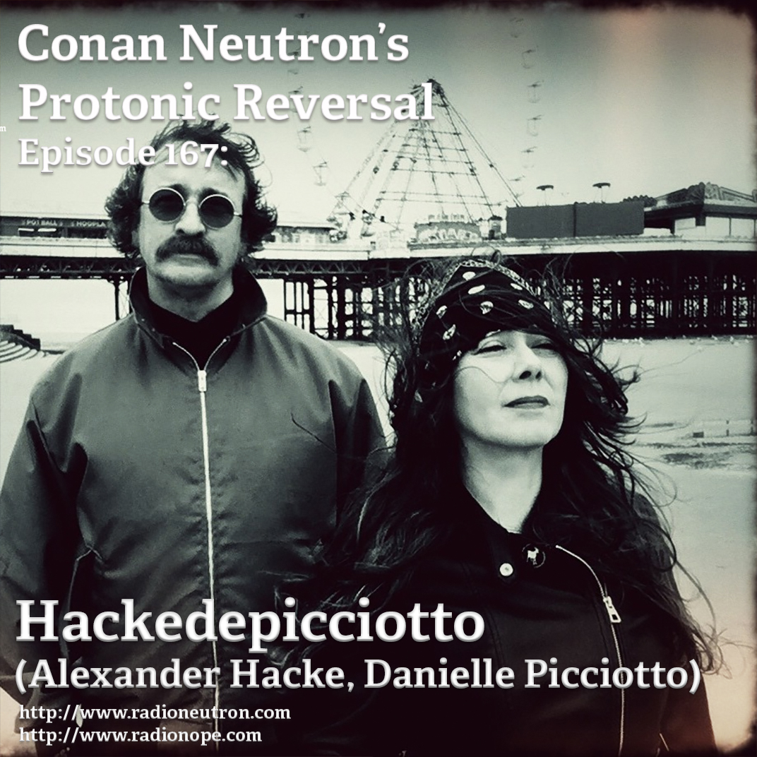 Ep167: Alexander Hacke & Danielle De Picciotto (Hackeddepicciotto)