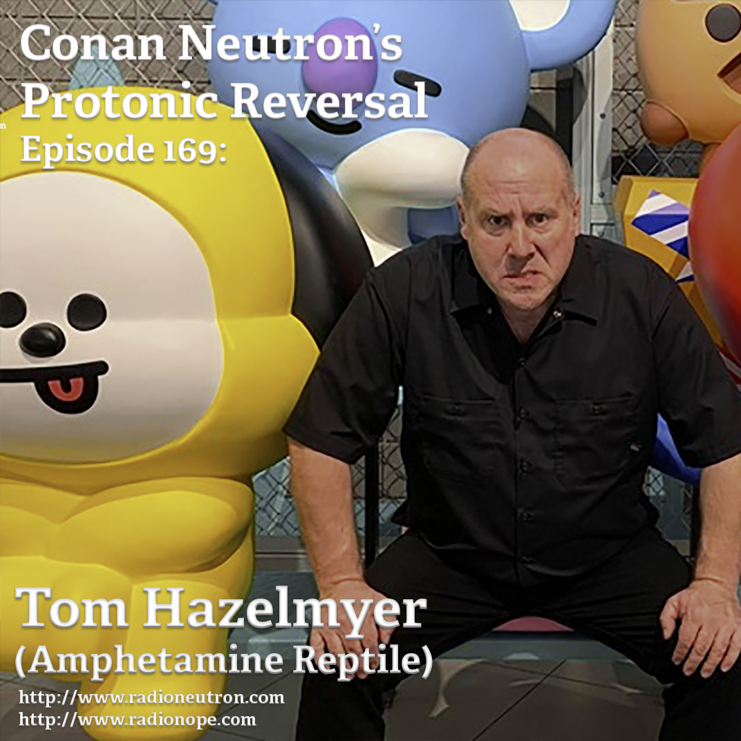 Ep169: Tom Hazelmyer (Amphetamine Reptile)