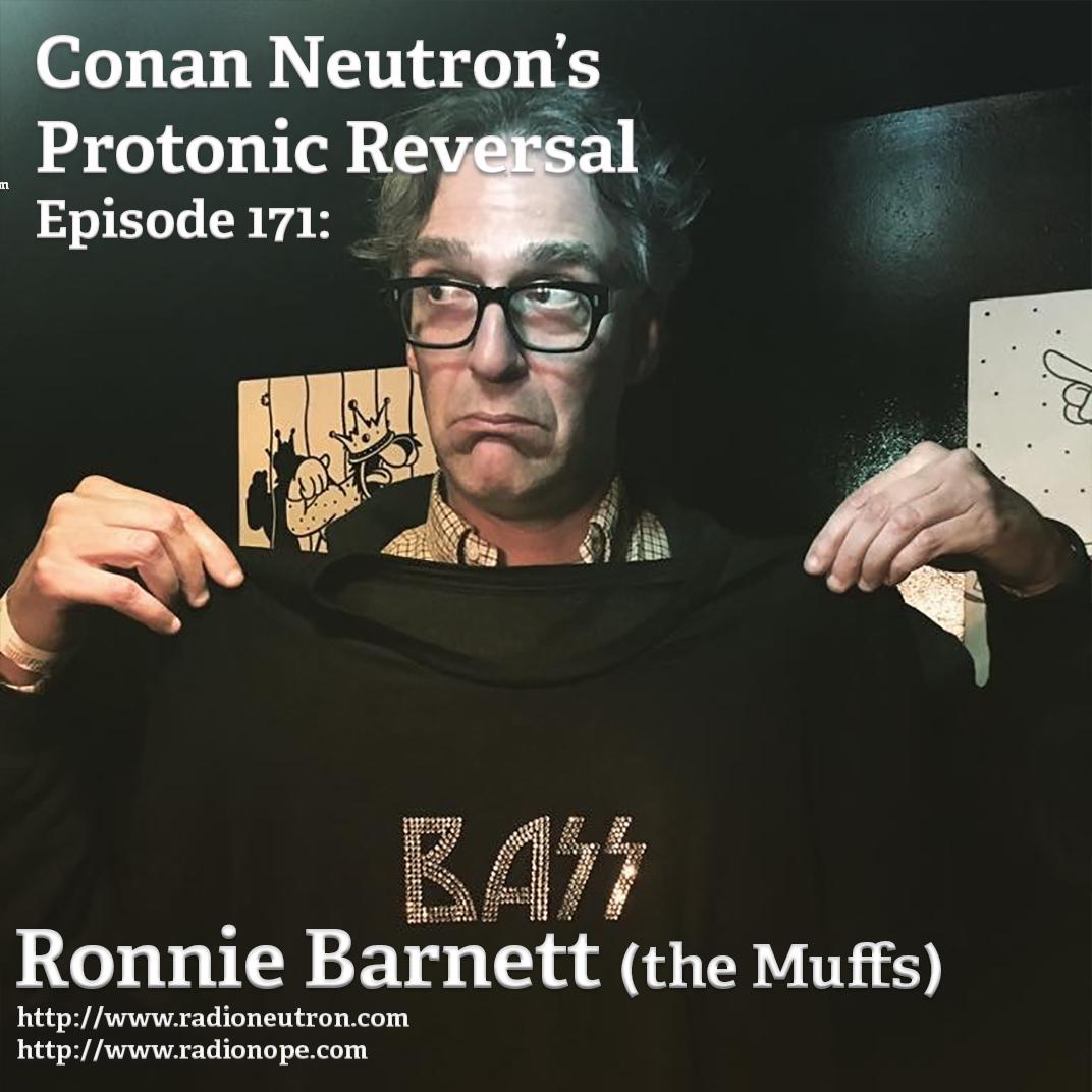 Ep171: Ronnie Barnett (the Muffs)