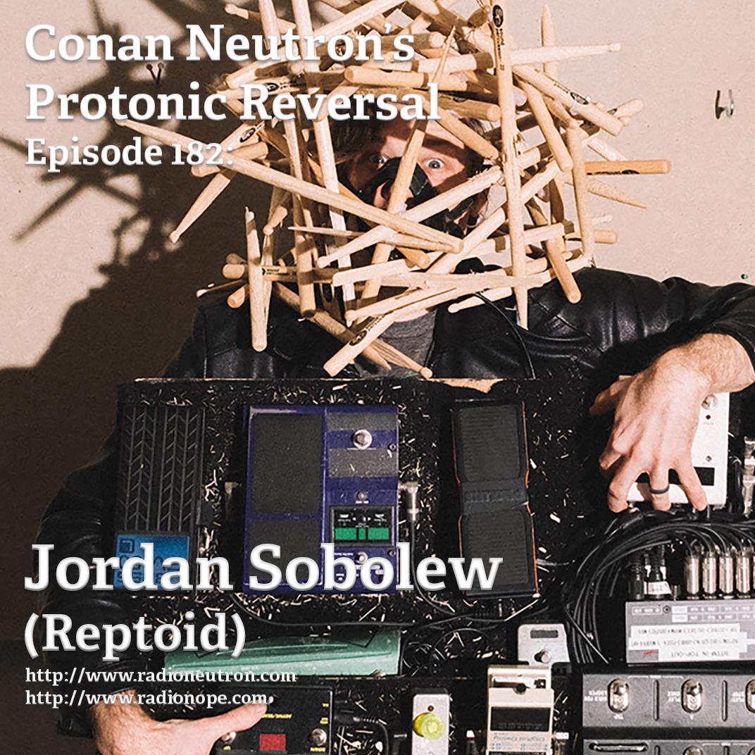 Ep182: Jordan Sobolew (Reptoid)