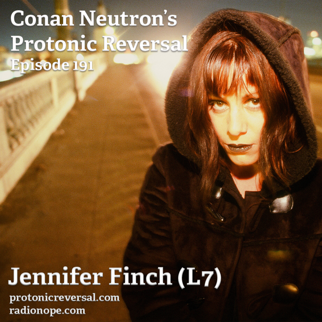 Ep191: Jennifer Finch (L7, OtherStarPeople)
