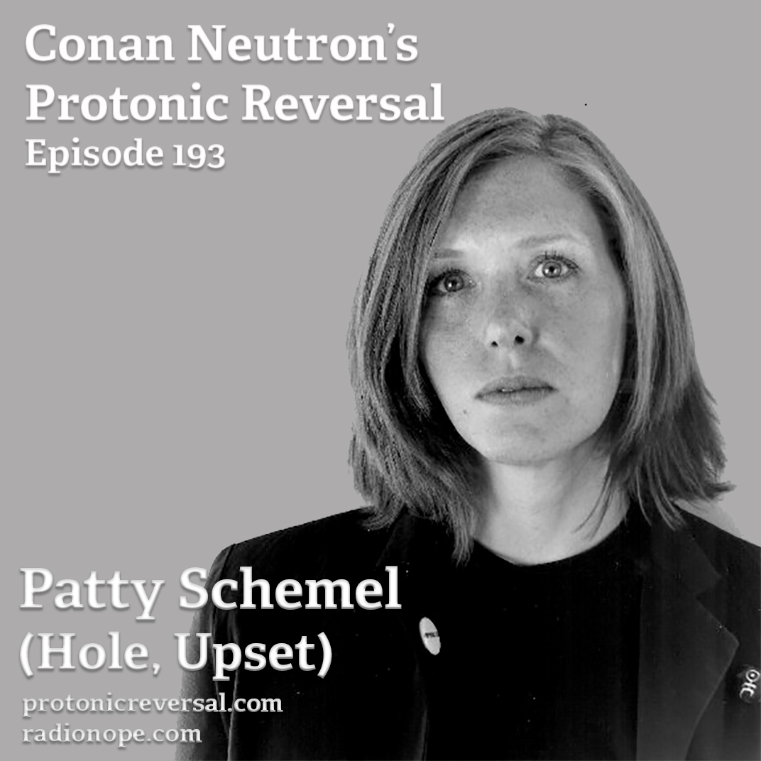 Ep193: Patty Schemel (Hole, Upset)