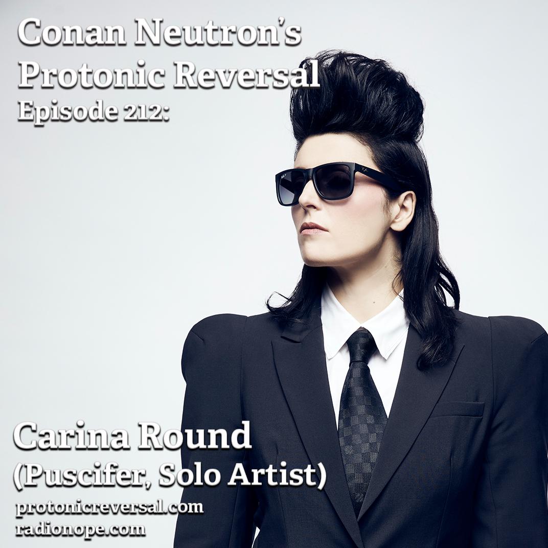 Ep212: Carina Round (Puscifer, Solo Artist)