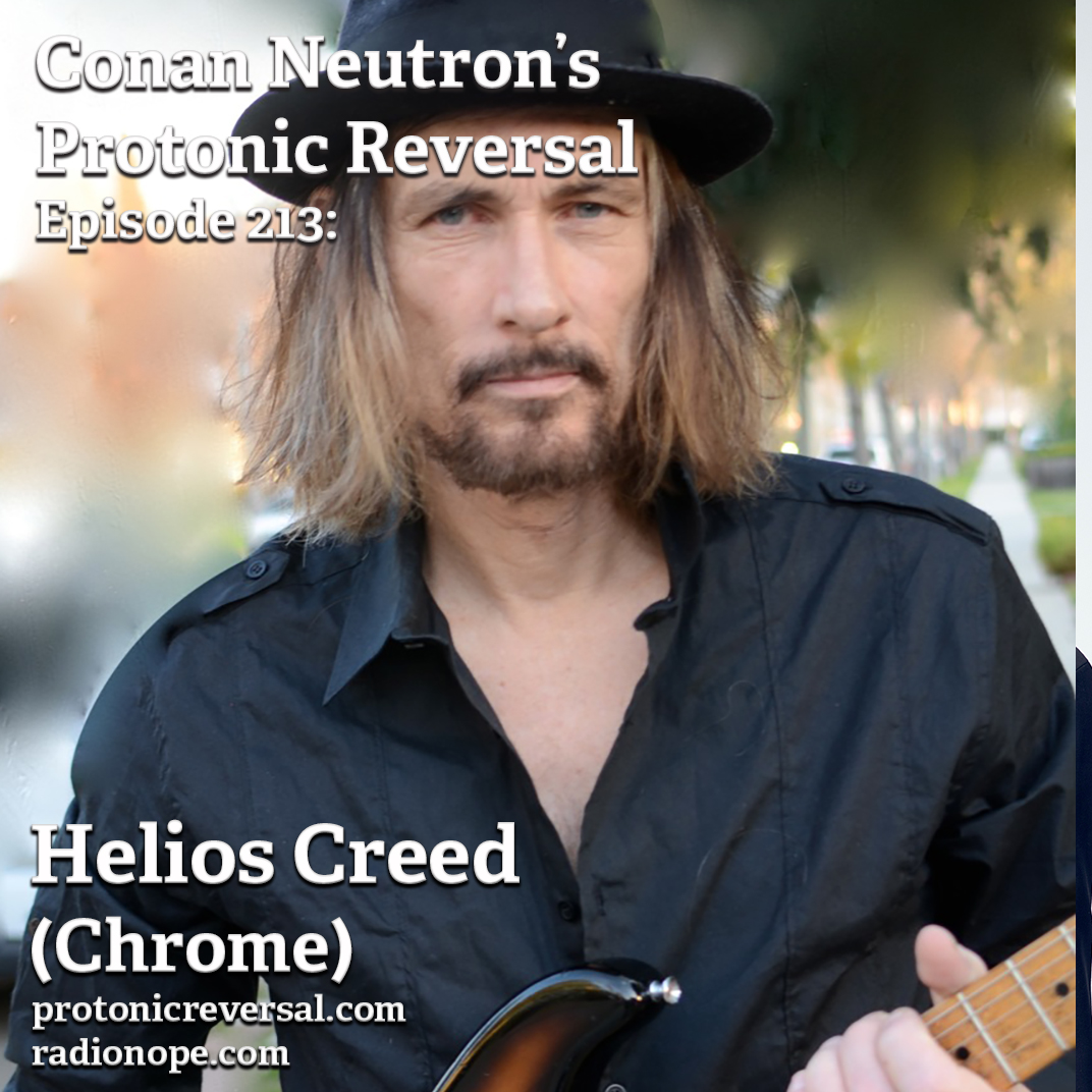 Ep213: Helios Creed (Chrome)