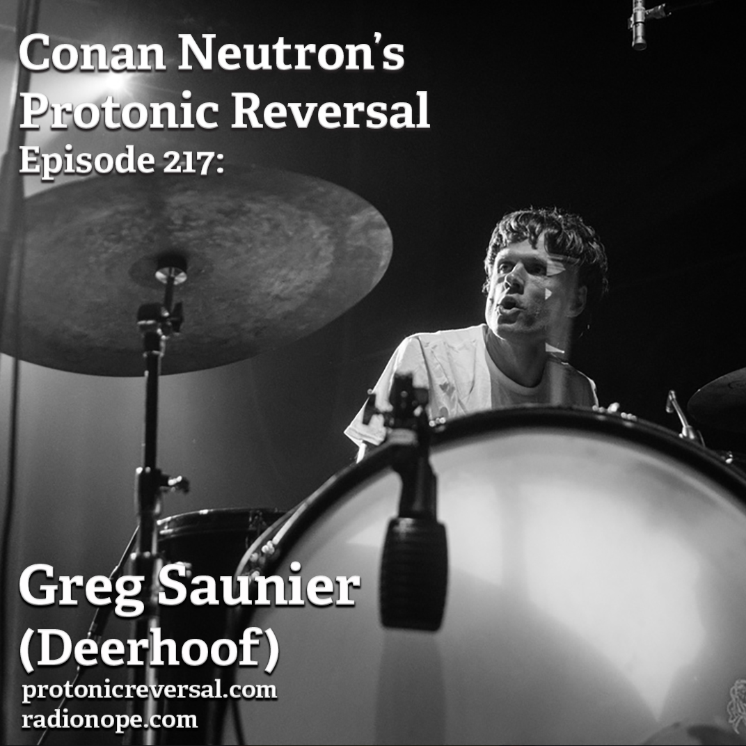 Ep217: Greg Saunier (Deerhoof)