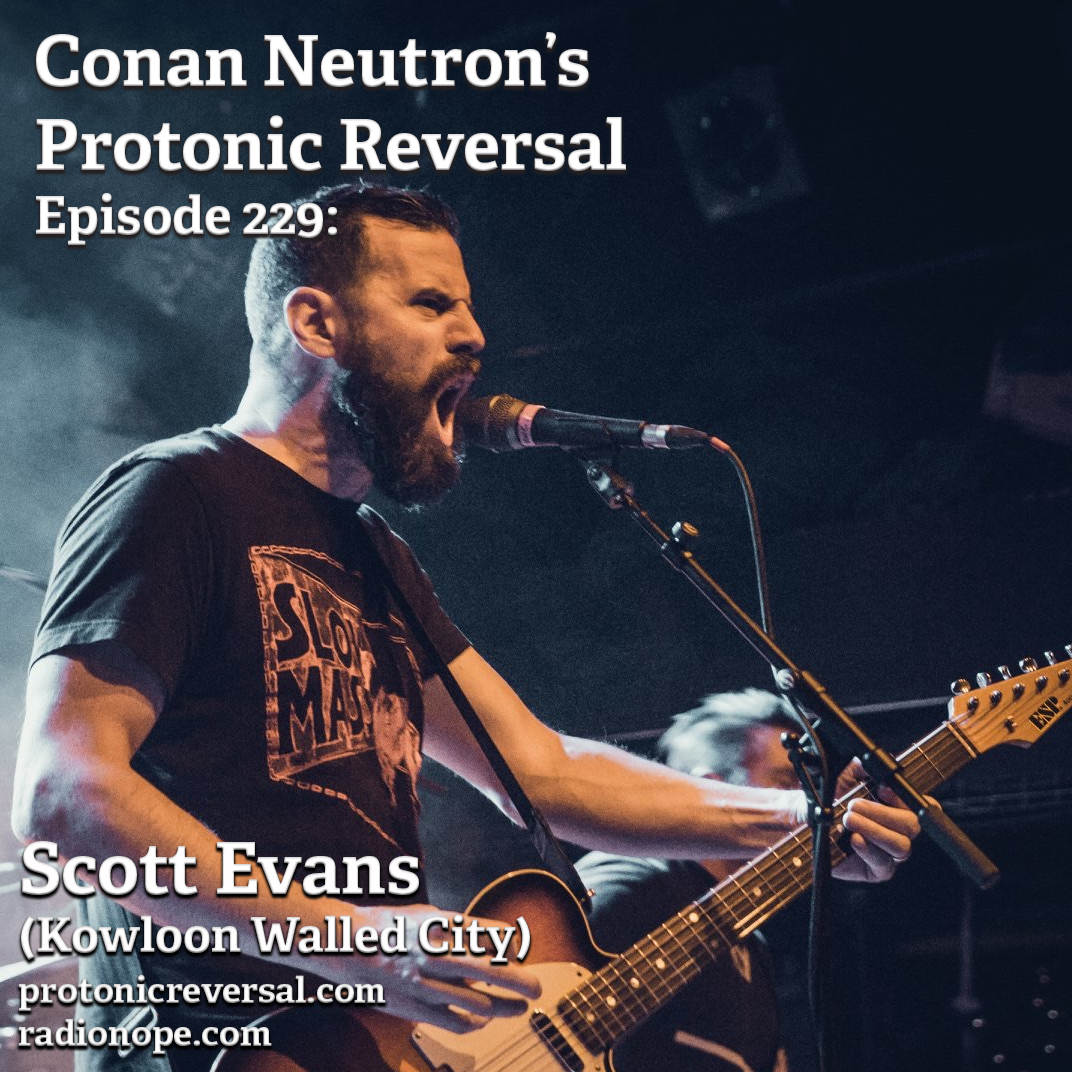 Ep229: Scott Evans (Kowloon Walled City)