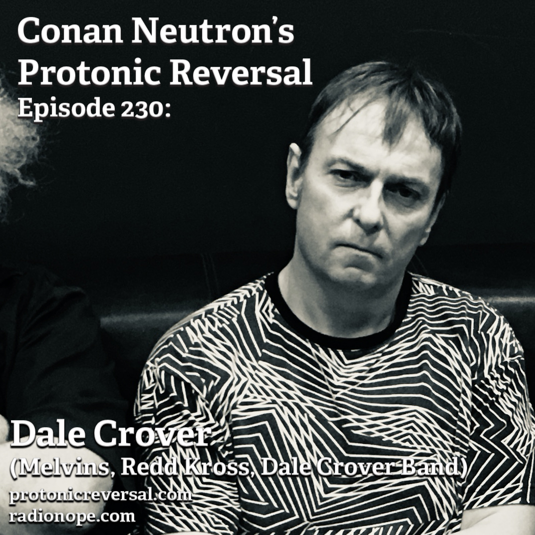 Ep230: Dale Crover (Melvins)