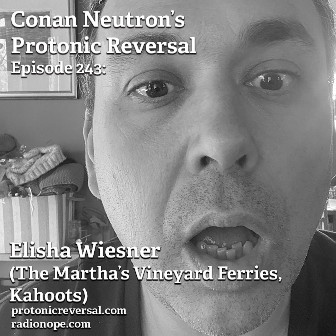 Ep244: Elisha Wiesner (Martha's Vineyard Ferries, Kahoots)