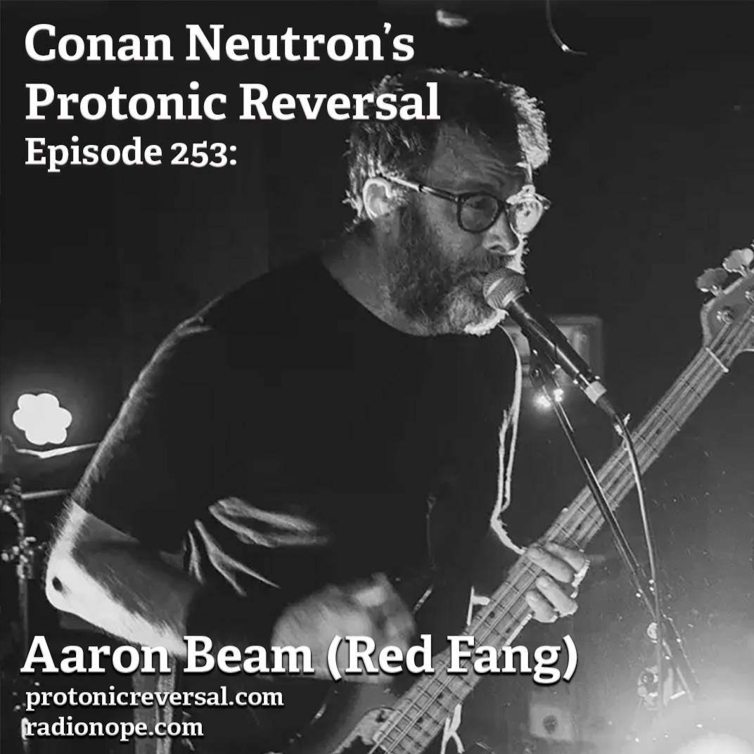 Ep253: Aaron Beam (Red Fang)