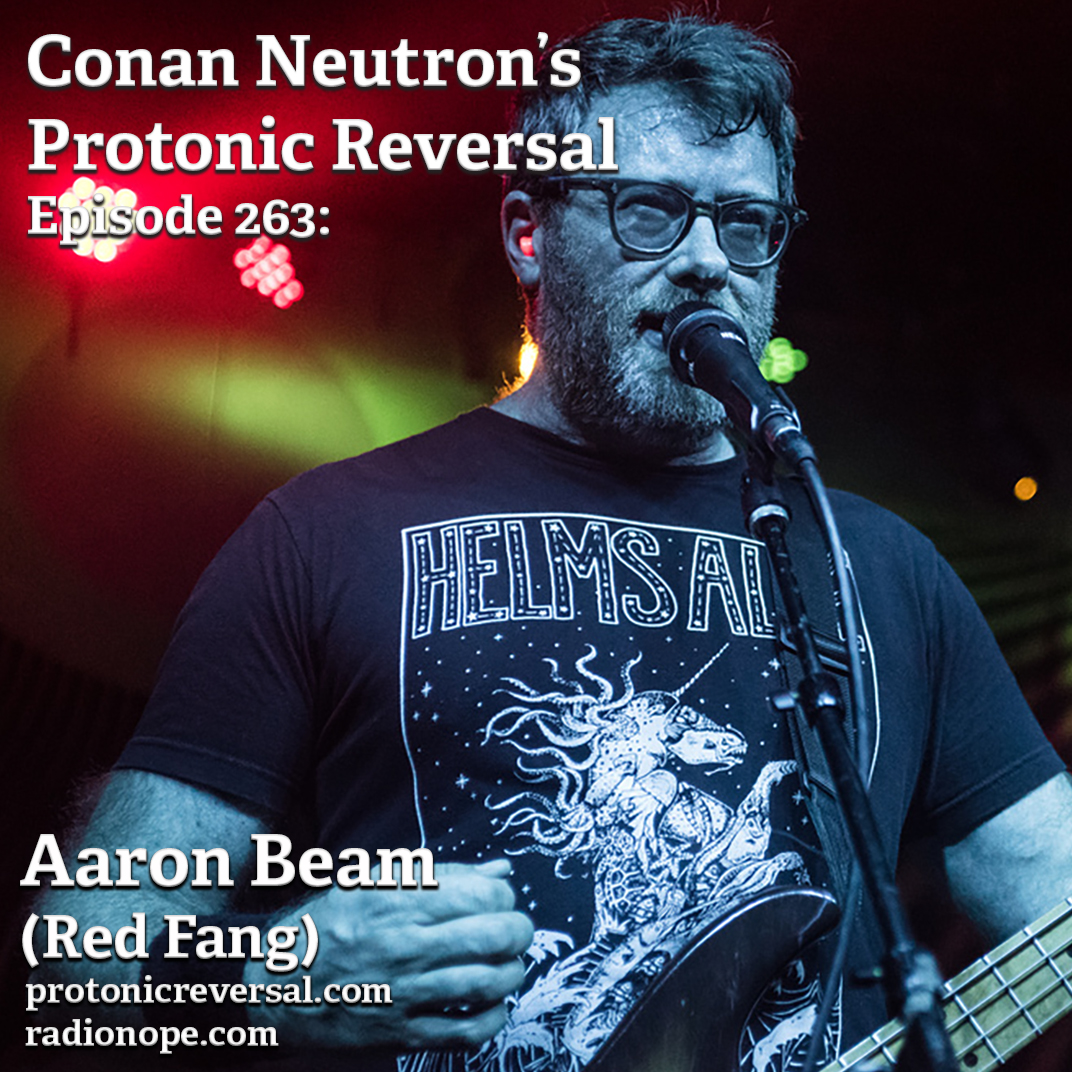 Ep263: Aaron Beam (Red Fang)