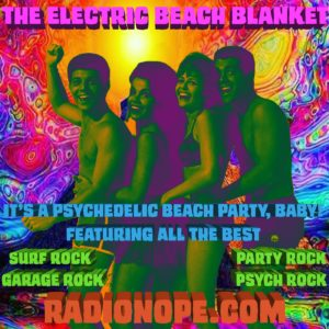 Electric Beach Blanket